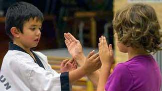 Wing Chun Kung Fu voor Kinderen